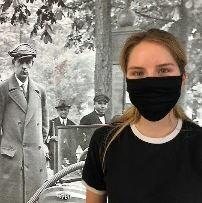 Mund-/Nasenmasken, wiederverwendendbar