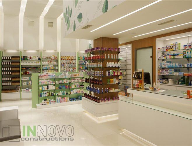 Renovation of Pharmacies