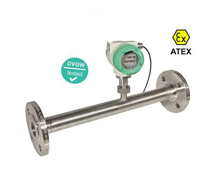 VA570 Thermal Mass ATEX flowsensor for air and gas