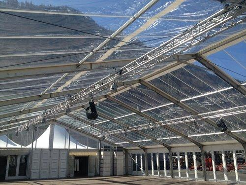Dachplanen aus Cristal