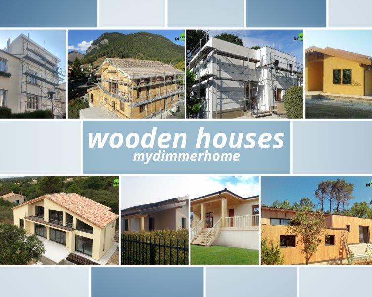 #woodenhouses; #maisonossaturebois