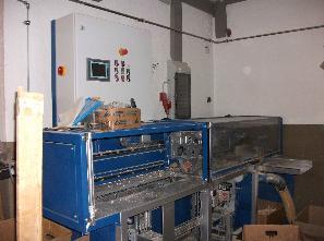 Automatischer Ablängeautomat