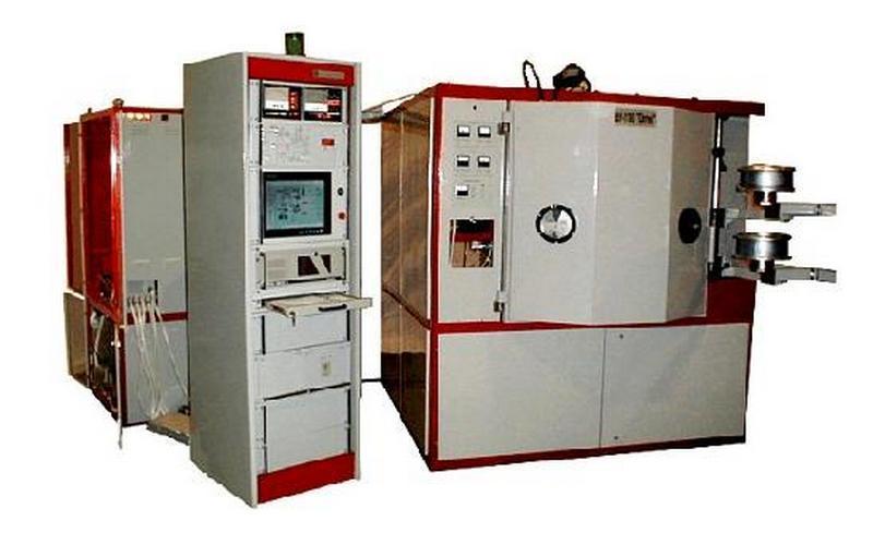 Vacuum  equipment  for  metallization