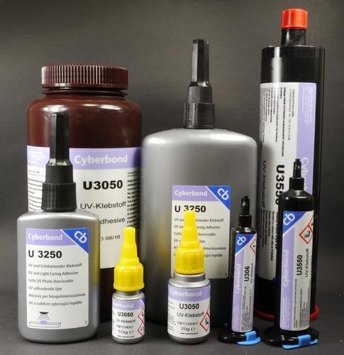UV-härtende Klebstoffe