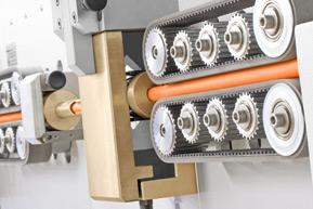 Machines for Cable and Corrugated Tube Processing