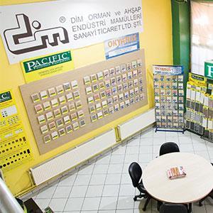Showroom and Meeting Lounge