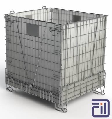 Container préformes PET France fil