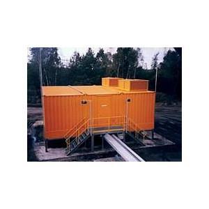 switchgear building