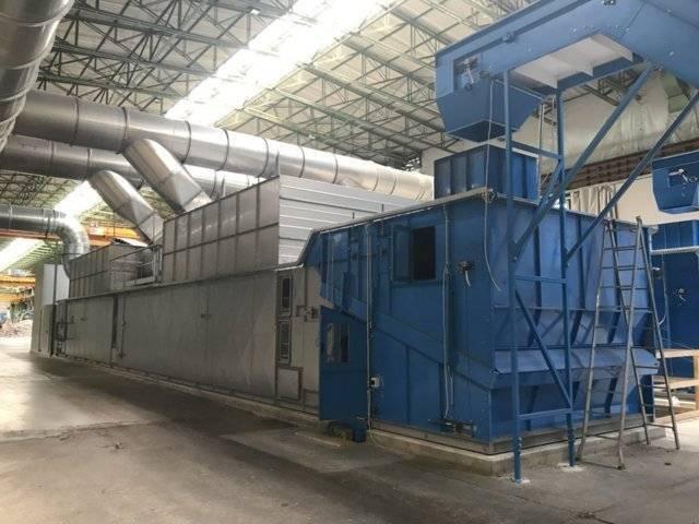 CDR dryer machine