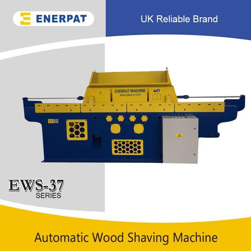 ENERPAT EWS-37 Wood Shaving Machine