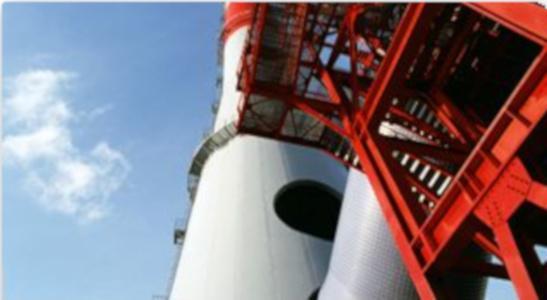 Industrielle Messtechnik für Kraftwerke