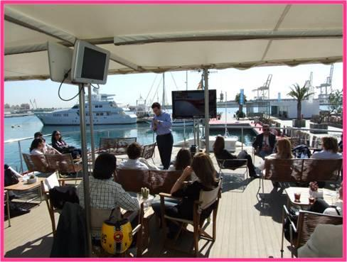 Barco eventos
