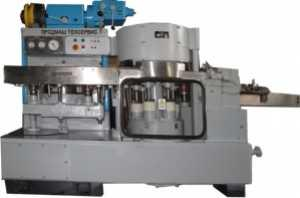 AUTOMATIC VACUUM SEAMING MACHINE KZK – 84 A