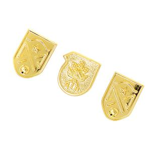 Custom Logo Pin Gold Color