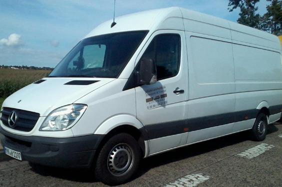 Fahrzeug: MB-Sprinter
