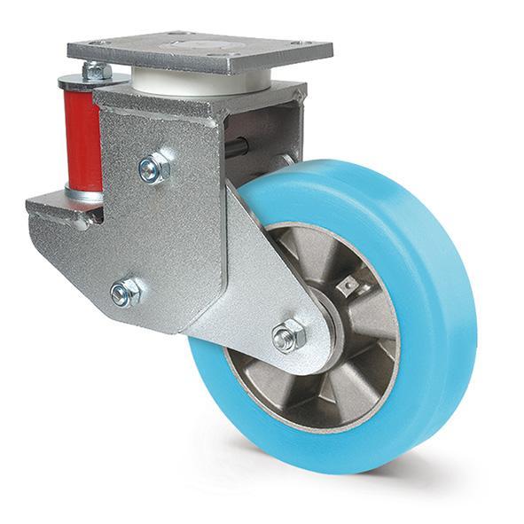 roulette à suspension pour forte charge