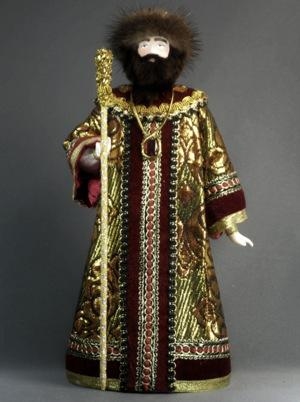 "Souvenir dolls  ""Russian King"""