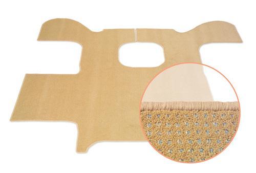 Custom made boats carpet