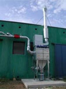 impianto depurazione