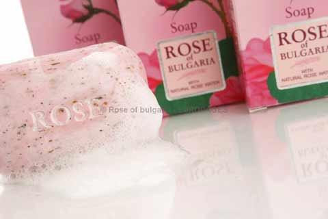 Savon Rose of Bulgaria