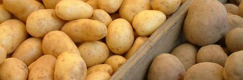 Pommes de terre - flocons et préparations