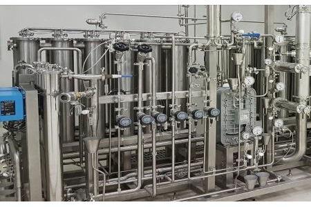 Pharmawasseranlagen