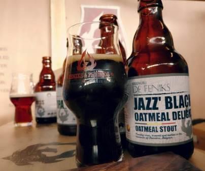 Jazz' Black Oatmeal Delight