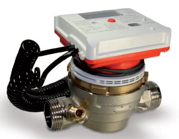 Heat energy meter Itron