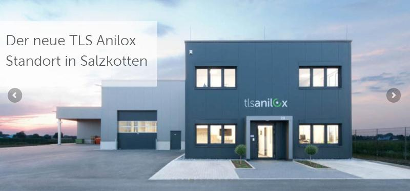 Firmensitz in Salzkotten