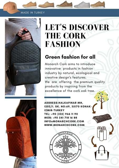 Let's Discover the cork Fashion