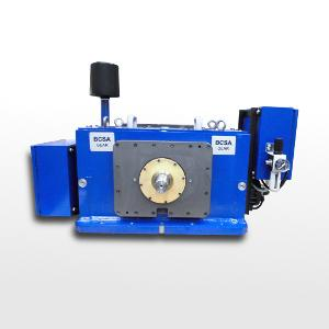 Gearbox for ERS units test benches