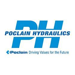Logo Poclian Hydraulics