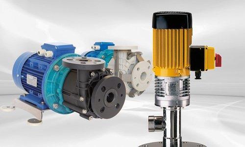 Lutz Centrifugal Pumps