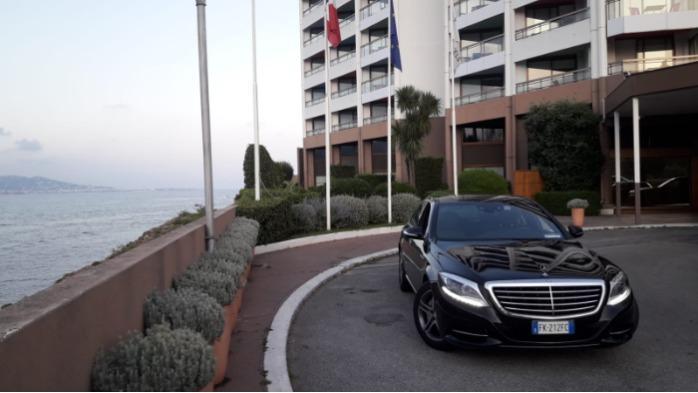 Mercedes S Klass caarp ncc Torino