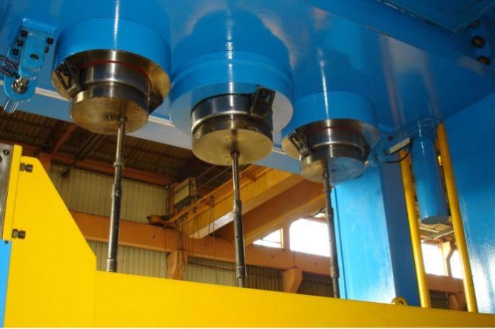 Umbau Ihrer Hydraulikpresse