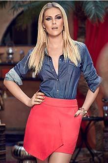 Clothes Ana Hickmann