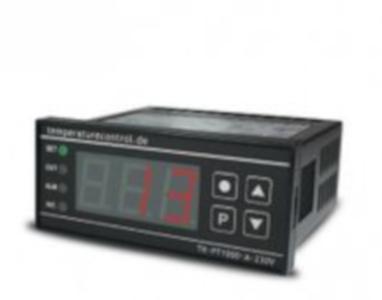 Digitaler On/Off Temperaturregler für PT100
