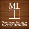 SERRAMENTI IN LEGNO MANIERO LEONARDO