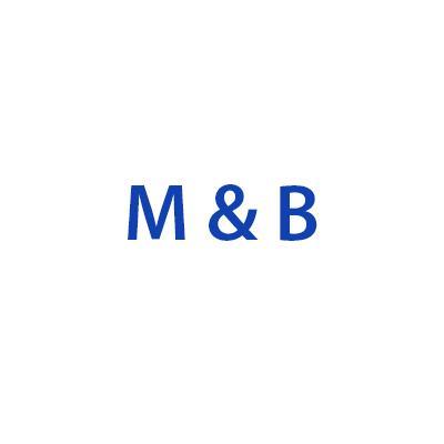 M & B.