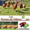 LA FERME DE VILLIERS