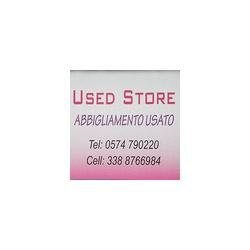 USED STORE CLOTHING ITALY