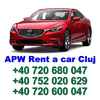 RENT A CAR CLUJ BENJI
