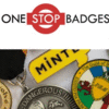 ONE STOP BADGES