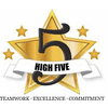 HIGH FIVE INTERNATIONAL