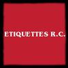 ETIQUETTES RC