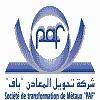 PAF SOCIÉTÉ DE TRANSFORMATION DE MÉTAUX