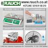 A.RAUCH GMBH  BEFEUCHTUNGSSYSTEME + WAAGEN