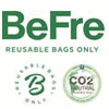 BEFRE REUSABLE BAGS ONLY
