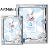ARTMAKIS - SILVER FRAMES, ICONS, BABY GIFTS