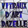 VITRAUX D'ART VANESSA DAZELLE
